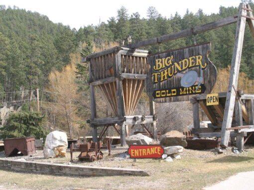 Big Thunder Gold Mine