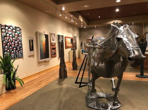Warrior's Work & Ben West Gallery